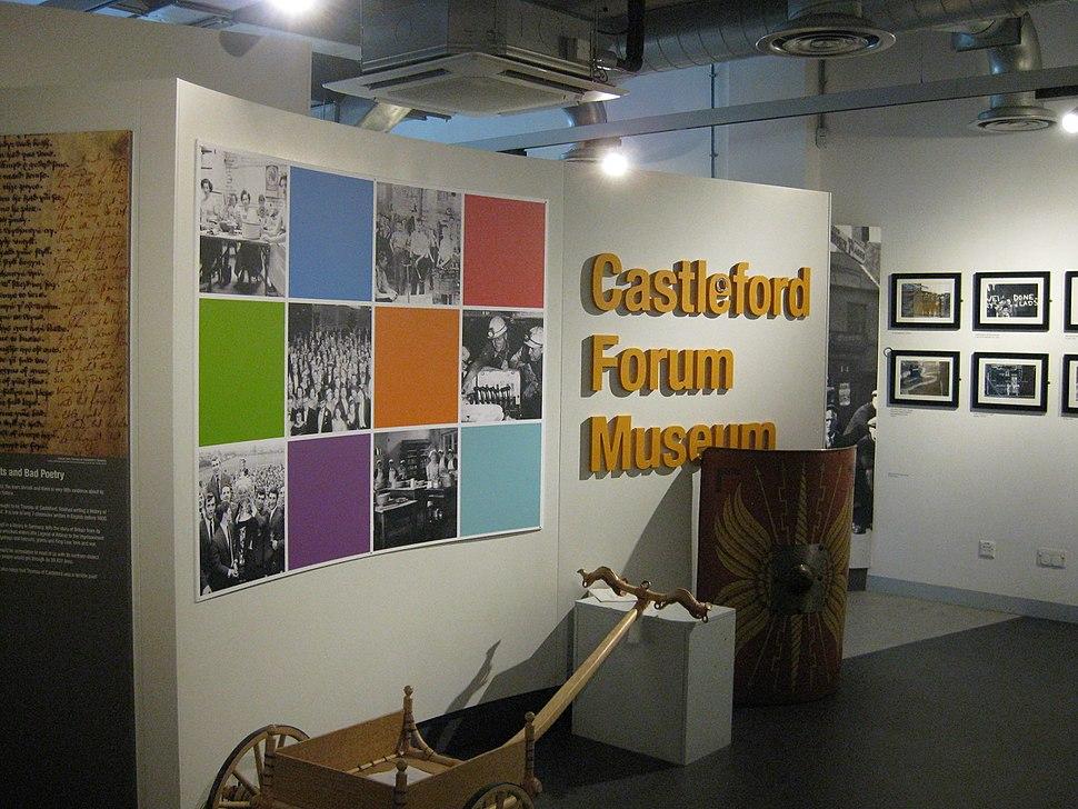 Castleford Forum Museum April 2017
