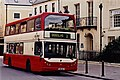 Castletown - Double-decker bus along The Parade - geograph.org.uk - 1687252.jpg
