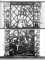 Cathédrale - Vitrail, Chapelle Jeanne d'Arc, Baptême de saint jean, baie 38, cinquième panneau, en haut - Rouen - Médiathèque de l'architecture et du patrimoine - APMH00031330.jpg
