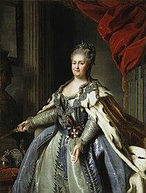 Katharina 2 af rusland