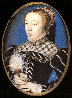 Metal corset - Catherine de' Medici, c. 1555