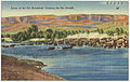 Cattle of the Ole Southwest crossing the Rio Grande.jpg
