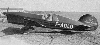 Caudron C.714 - Caudron C.720 photo from Le Pontentiel Aérien Mondial 1936