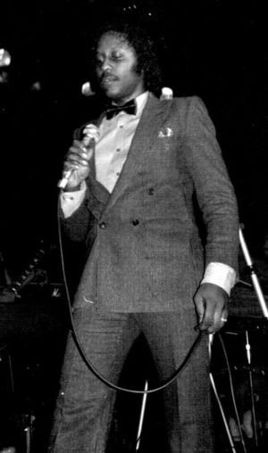 Yarbrough and Peoples - Cavin Yarbrough in 1983