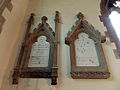 Caythorpe St Vincent - Memorial - Woodcock, George + Sarah + Emma.jpg