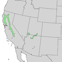 Cercis occidentalis range map 2.png