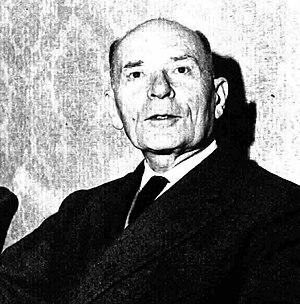 Cesare Amè - Cesare Amè in Radiocorriere magazine, 1962.