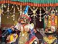 Cham Dance Spituk Monastry Gustor Festival.JPG