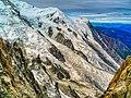 Chamonix-Mont-Blanc Aiguille du Midi Vue sur Mont-Blanc 34.jpg