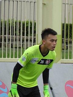 Chan Ka Ho Hong Kong footballer
