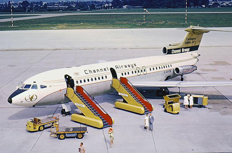 File:Channel Airways Hawker Siddeley HS-121 Trident 1E AN2388412.jpg