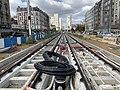 Chantier Voie Ferrée Ligne 9 Tramway Île France Avenue Verdun - Ivry-sur-Seine (FR94) - 2020-10-15 - 1.jpg