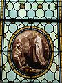 Chapelle Saint Vincent de Paul - vitrail detail2.JPG