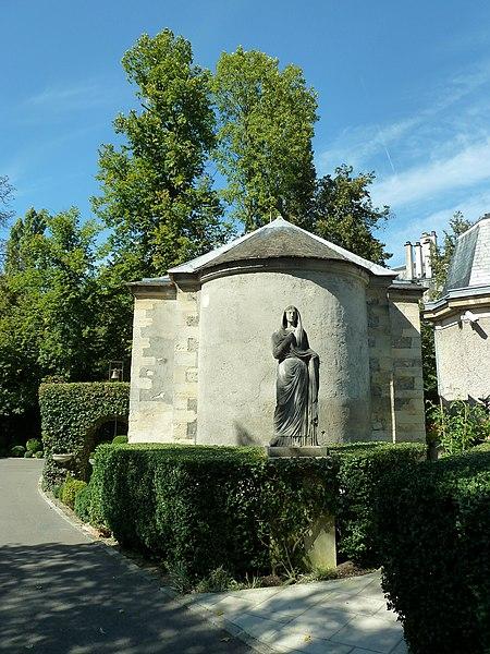 Chapelle de l'Hermitage - 1 rue de l'Ermitage - Versailles - Yvelines - France - Mérimée PA00087669