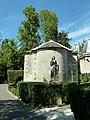 Chapelle de l'Hermitage - 1 rue de l'Ermitage - Versailles - Yvelines - France - Mérimée PA00087669.jpg