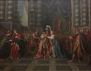 Rhodogune of Parthia Parthian queen
