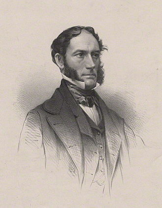 Governor of Victoria - Image: Charles Hotham by James Henry Lynch crop