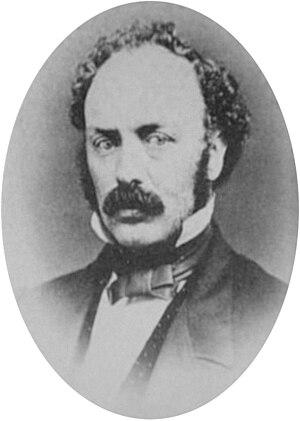 Charles S. Drew - Civil War veteran C. S. Drew in 1865