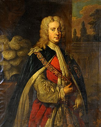 Charles Spencer, 3rd Earl of Sunderland - Image: Charles Spencer 3rd Earl of Sunderland