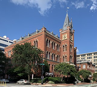 Charles Sumner School United States historic place
