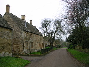 Chastleton Village