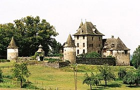 Image illustrative de l'article Château de Vixouze