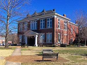 Ashland City, Tennessee - Cheatham County Courthouse in Ashland City