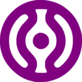 Cheondoism symbol violet.PNG
