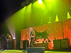 Chevelle performing live at the Carnival of Madness Tour.JPG