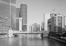 Chicago River Clark Street Bascule Bridge.jpg