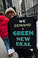 Chicago Sunrise Movement Rallies for a Green New Deal Chicago Illinois 2-27-19 6310 (33360191838).jpg