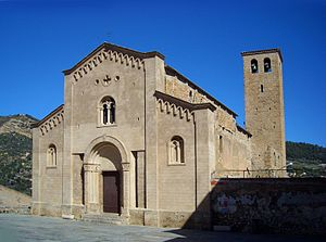 Ventimiglia - Church of San Michele Arcangelo.