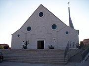 chiesa di santa monica
