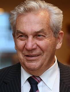 Attila Chikán Hungarian economist, university professor