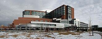 Children's Hospital Colorado - Image: Childrens Hospital