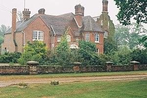 Chillesford - Chillesford Lodge in 2007