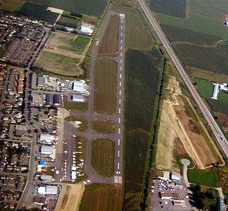 Chilliwack Airport - Image: Chilliwack Airport