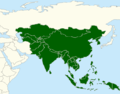 Chinese Federation Location Map Anime CODE GEASS.png