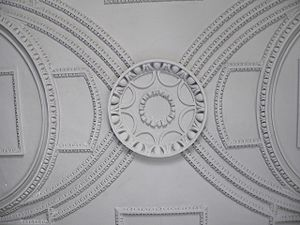 Ceiling from the Upper Link derived from a bui...