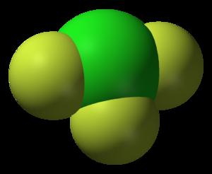 Interhalogen - Chlorine trifluoride