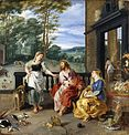 Christ in the House of Martha and Mary 1628 Jan Bruegel2 and Rubens.jpg