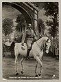 Christian X rider over Grænsen 1920 efter Genforeningen af Heinrich Dohm.jpg