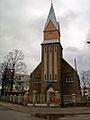 Church in Bolderaja - ainars brūvelis - Panoramio.jpg
