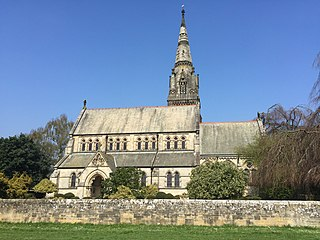 Church of Christ the Consoler Church in North Yorkshire, England