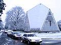 Church of St John in the snow - geograph.org.uk - 382479.jpg