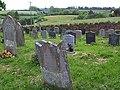 Churchyard, Church of St George, Shillingford St George - geograph.org.uk - 1308122.jpg