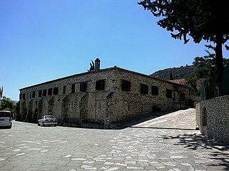 Kato Drys - Ayios Minas monastery