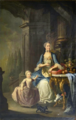 Circle of Meytens - Isabella of Parma and her daughter Maria Theresia - Heeresgeschichtliches Museum.png