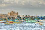 Citadel of Qaitbay - Sea View.jpg