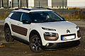 Citroën C4 Cactus BlueHDi 100 Shine Edition – Frontansicht (2), 2. November 2014, Münster.jpg